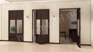 Двери гармошка Азов