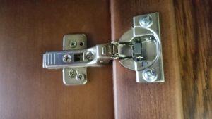 Петля для распашной двери с доводчиком Азов