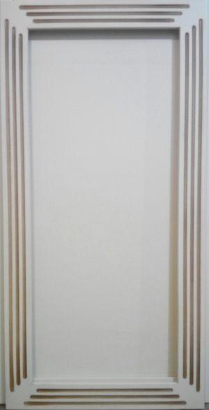 Рамочный фасад с фрезеровкой 2 категории сложности Азов