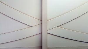 Вставка в дверь с накладками Азов