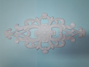 Декоративная накладка № 6-397*199*7 Азов