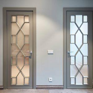 Двери с филенкой Азов